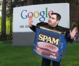 no-google-spam